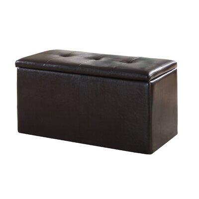 Baer Fabric Storage Bench