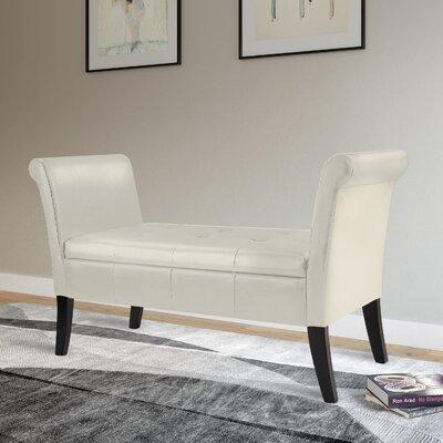 Darchelle Upholstered Storage Bench