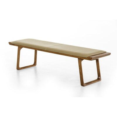 Wallace Wood Bench