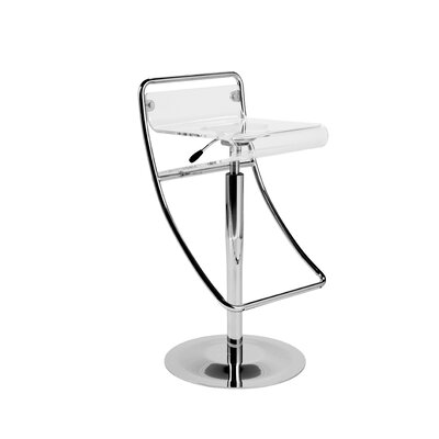 Twigg Adjustable Height Swivel Bar Stool