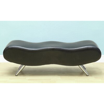 Croce Double Bench Color: Black