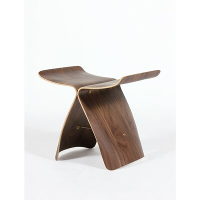 Ted Butterfly Accent Stool