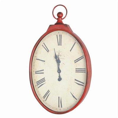 Dekoria Oval Wall Clock