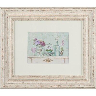 Dekoria Garden Flowers I Framed Art Print