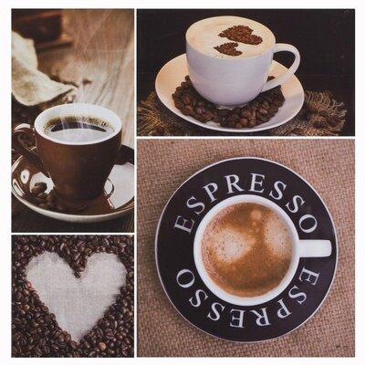 Dekoria Coffee Photographic Print