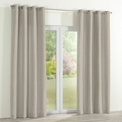 Dekoria Attractive Curtain Panel