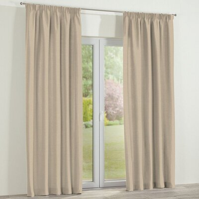 Dekoria Edinburgh Curtain Panel