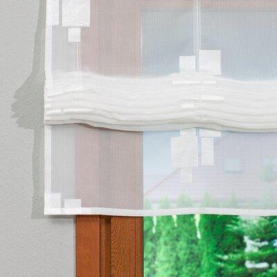 Dekoria Curtain Voile Modena Roman Blind