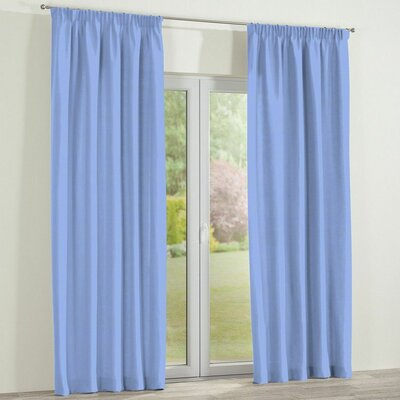 Dekoria Loneta Curtain Panel
