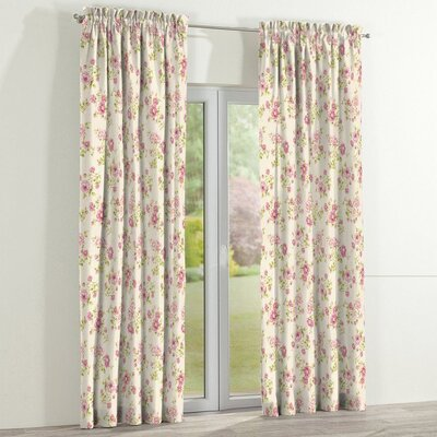 Dekoria Ashley Curtain Panel