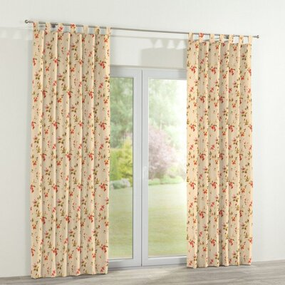 Dekoria London Curtain Panel