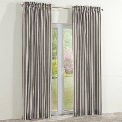 Dekoria Panama Curtain Panel