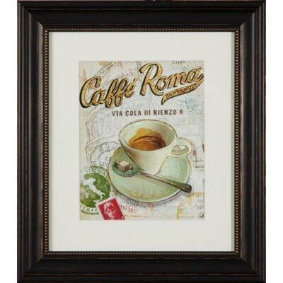 Dekoria Caffé Roma Framed Graphic Art