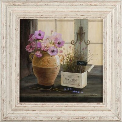 Dekoria Savon Framed Art Print