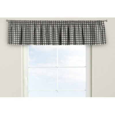 Dekoria Picture Pencil Pleat Tier Curtain