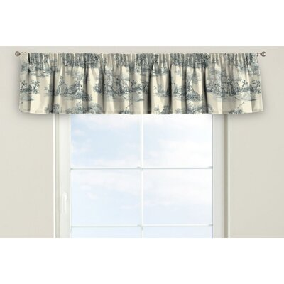 Dekoria Avinon Pencil Pleat Tier Curtain