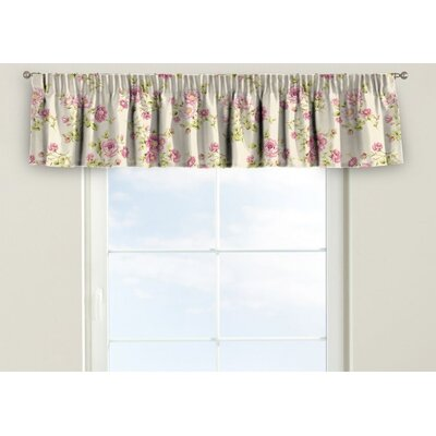 Dekoria Ashley Pencil Pleat Tier Curtain