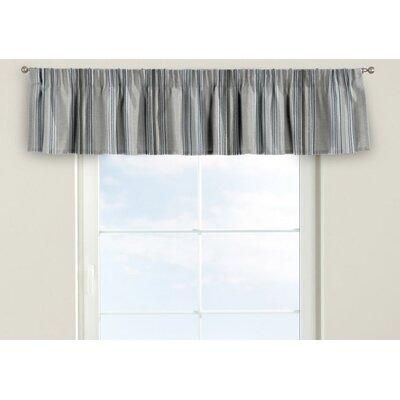 Dekoria Rustic Pencil Pleat Tier Curtain