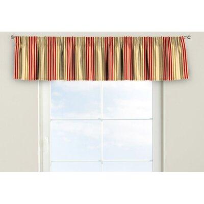 Dekoria London Pencil Pleat Tier Curtain
