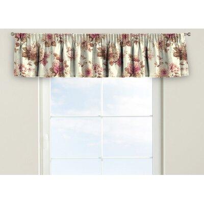 Dekoria Mirella Pencil Pleat Tier Curtain