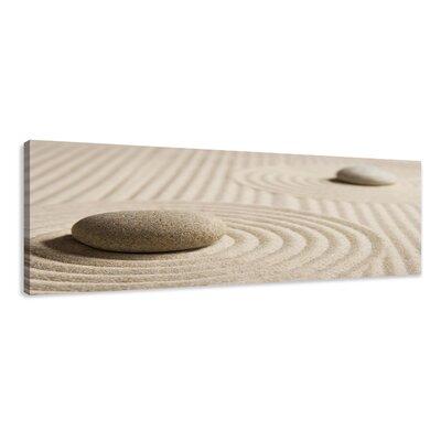 Urban Designs Spa Sand Photographic Print on Canvas