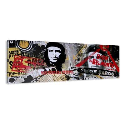 Urban Designs Che Guevara Graphic Art Wrapped on Canvas