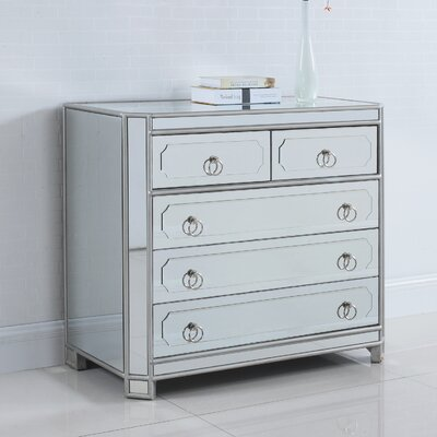 5 Drawer Hall Chest