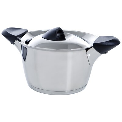 BK Cookware Q-linair Classic Soup Pot with Lid
