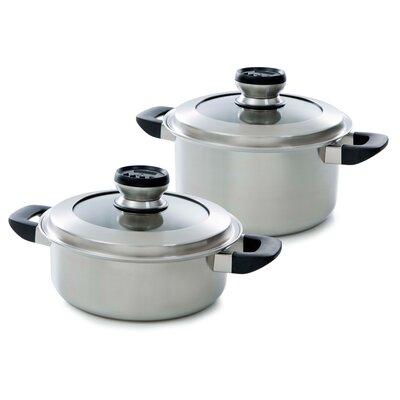 BK Cookware Innovita Pot Set with Lid