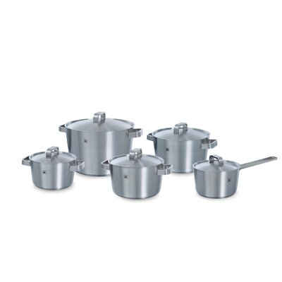 BK Cookware Conical Plus 5 Piece Stainless Steel Cookware Set