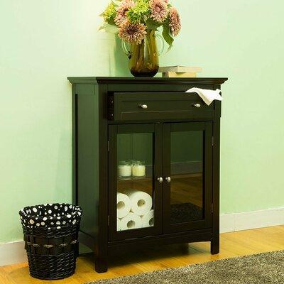 Wooden Freestanding 2 Door Accent Cabinet