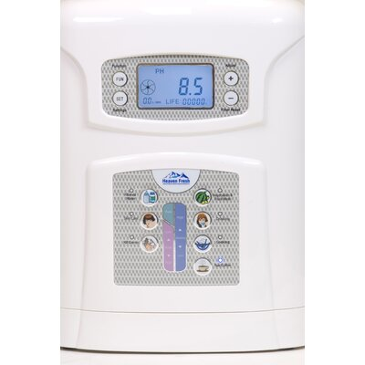 HeavenFreshUKLtd 12.4cm Aqua Charger Water Ioniser and Purification System