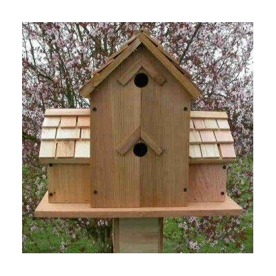 18 in x 17 in x 11 in Birdhouse