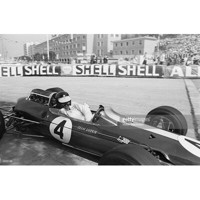 GettyImagesGallery Second For Jim by Victor Blackman Photographic Print