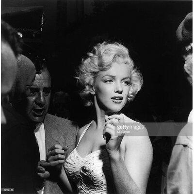 GettyImagesGallery Marilyn Monroe by M. Garrett Photographic Print