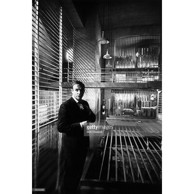 GettyImagesGallery Goldfinger by Bob Haswell Photographic Print