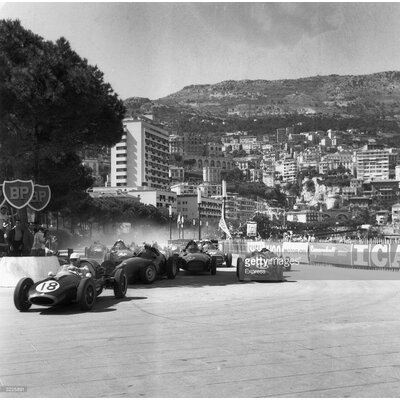 GettyImagesGallery Monaco Grand Prix by Express Photographic Print