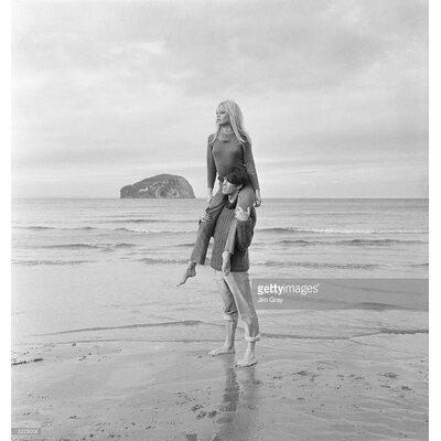 GettyImagesGallery Brigitte Bardot by Jim Grey Photographic Print