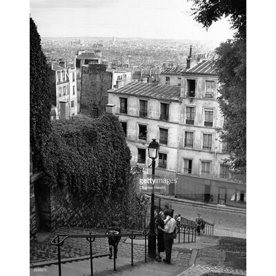 GettyImagesGallery Romance in Paris by Charles Hewitt Photographic Print