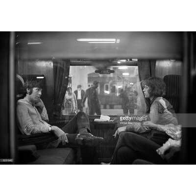 GettyImagesGallery First Class Travel by Victor Blackman Photographic Print