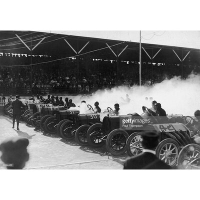 GettyImagesGallery Indianapolis Race by Paul Thompson Photographic Print