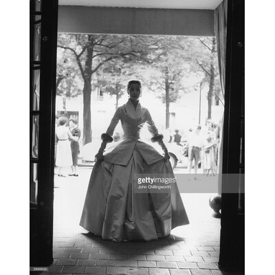 GettyImagesGallery Evening Dior by John Chillingworth Photographic Print