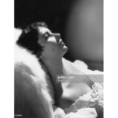 GettyImagesGallery Taylor Reclines by Baron Photographic Print