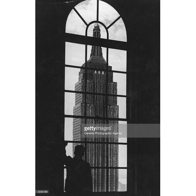 GettyImagesGallery Empire State Building by General Photographic Agency Photographic Print