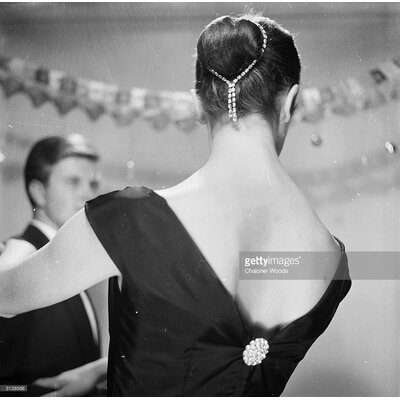 GettyImagesGallery Off the Shoulder by Chaloner Woods Photographic Print