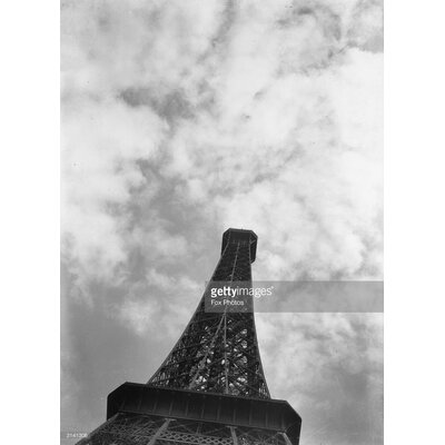 GettyImagesGallery Eiffel Tower by Fox Photos Photographic Print