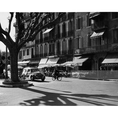 GettyImagesGallery Square Merimee by George W. Hales Photographic Print