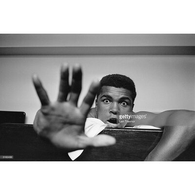 GettyImagesGallery Give Me Five by Len Trievnor Photographic Print