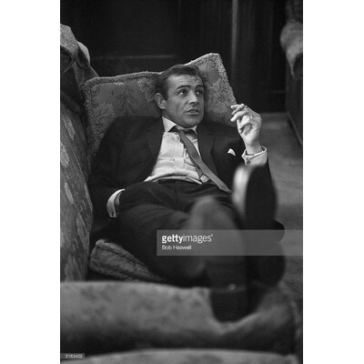 GettyImagesGallery Sexy Scot by Bob Haswell Photographic Print