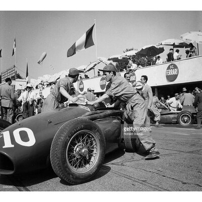 GettyImagesGallery It's the Pits by Ronald Startup Photographic Print